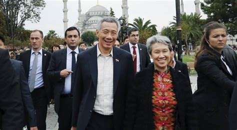 lets talk about lee hsien loong and ho ching marriage archive lee wei ling lee hsien loong ho ching angered me very
