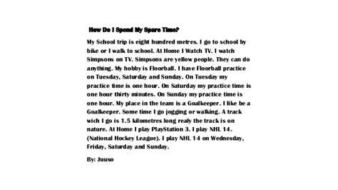 How I Spent My Holidays School Essay by How I Spent My Winter Essay Durdgereport886 Web Fc2