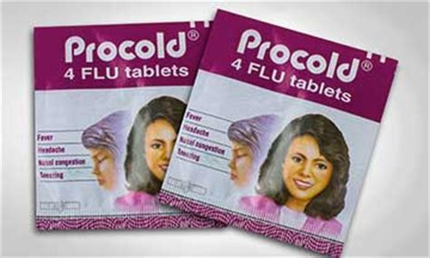 Procold Tablet 6 S help i always catch cold whenever i m with a