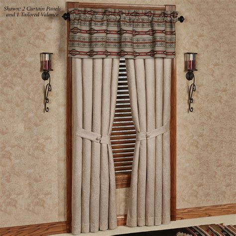 southwest curtains and blinds silverado southwest window treatment