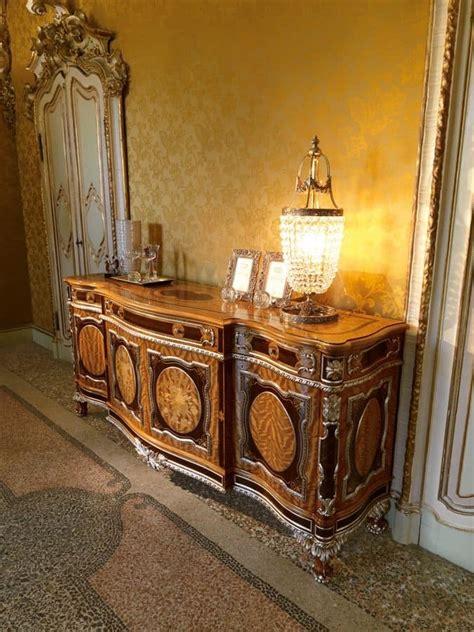 credenze classiche di lusso credenza classica di lusso con 4 porte per sala da pranzo
