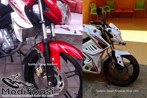Harga Underbone Merk Motogp jual aksesoris fairing yamaha new vixion terlengkap murah