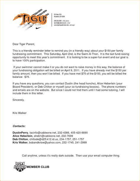 business letter reminder friendly reminder email sleeknote retention email credit