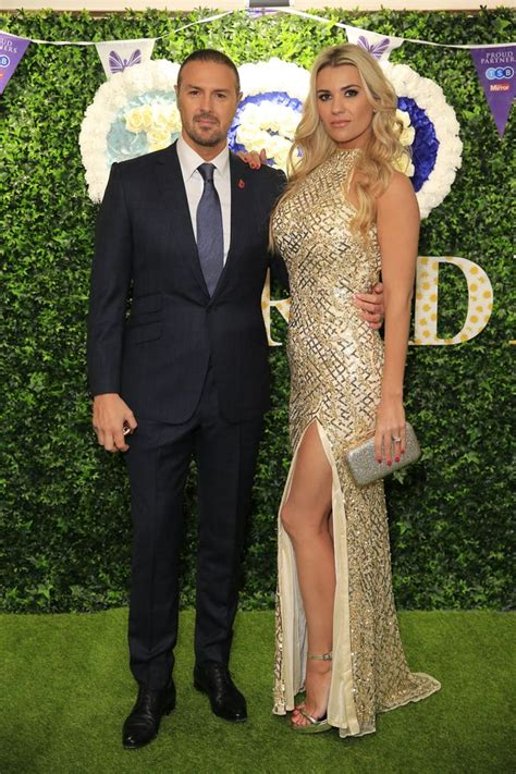 paddy mcguinness wedding photos paddy mcguinness s marriage may have been in trouble for