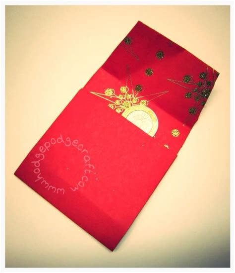 how to make new year envelope lucky diy money envelopes for new year