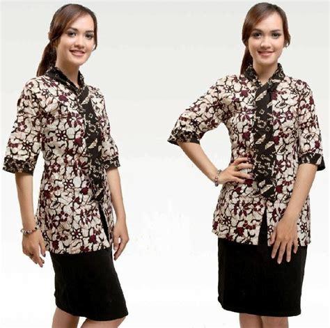 baju kantor aneka busana kantor baju busana pakaian model baju batik wanita untuk kekantor aneka busana