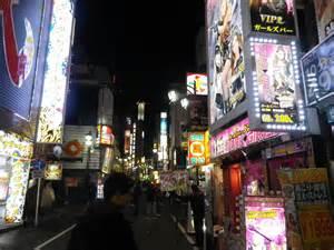 shinjuku light district planet trek great buddha tokyo tower shinjuku light