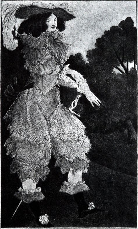 mademoiselle de maupin mademoiselle de maupin aubrey beardsley wikiart org encyclopedia of visual arts