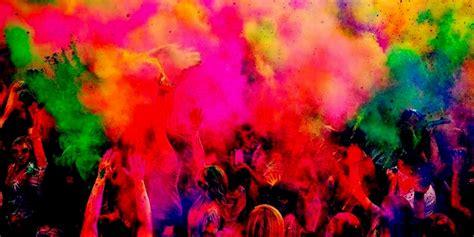 celebrate color why holi is celebrated holi 2018 event websites