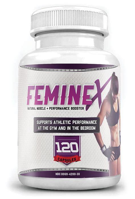 Herbal For Ex Feminex Libido Enhancer Booster 100