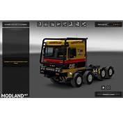 DAF Crawler For 124 Mod ETS 2