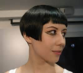 how to cut a very very short bob very short bob hairstyle with bangs hairstyles