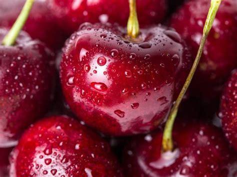 alimentos que contienen tript fano las cerezas beneficios para que sea el picoteo sano