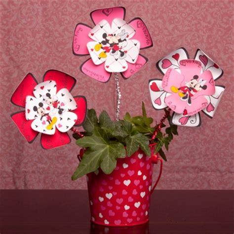 printable valentine flowers mickey and minnie valentine s day flowers disney family