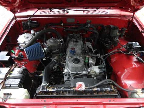 Toyota 22re 22r Propane Kit Autos Post