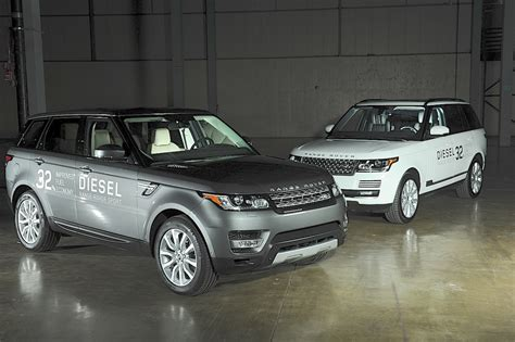 Watch Now Land Rover Brings 2016 Range Rover Diesel And
