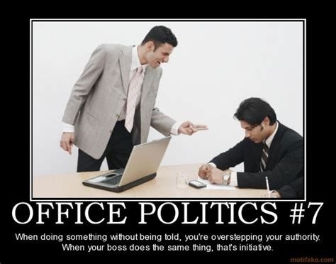 office politics meme