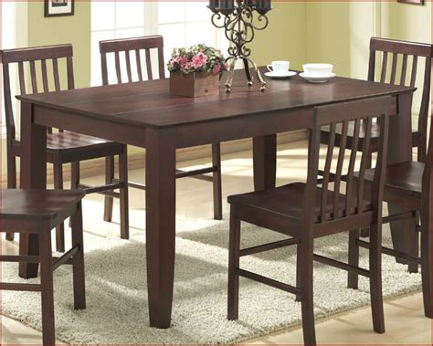 Abigail Dining Table Walker Edison 60in Dining Table Abigail In Espresso We Tw60ses