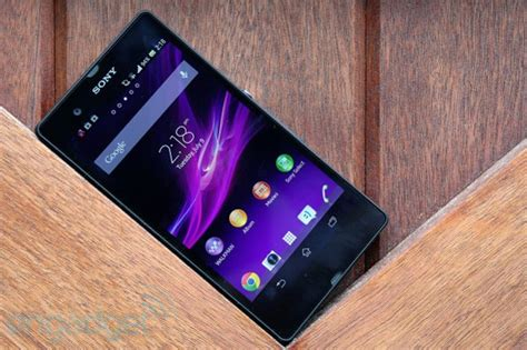 mobile sony xperia z xperia z for t mobile available from sony today t mobile
