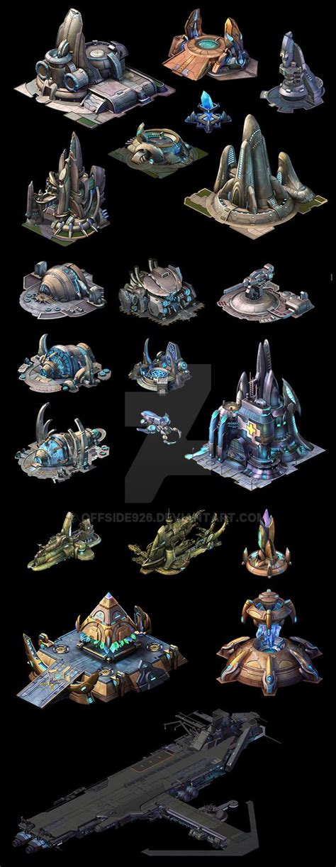 building design 02 04 by feanorrauko on deviantart pin by pukun wang on game building design props