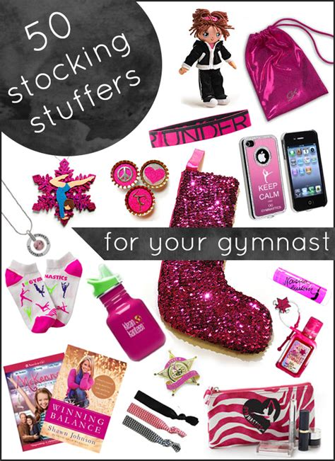 great stocking stuffer ideas 50 great stocking stuffer ideas for gymnasts shares