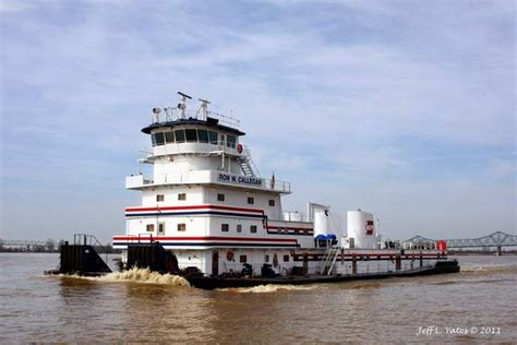 tugboat ohio towboats ron w callegan towboats pushboats barges