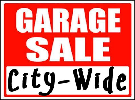 Garage Sales Permit Lima Oh Official Website Apply For Garage Sale Permit