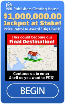 Win A Million Dollars Instantly - what would you do with one million dollars pch