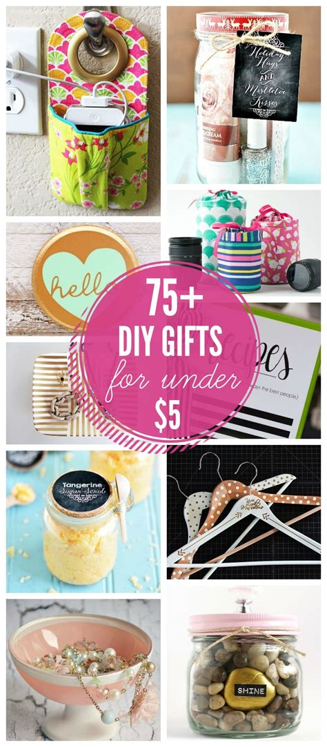 Great Handmade Gifts - 75 gift ideas 5