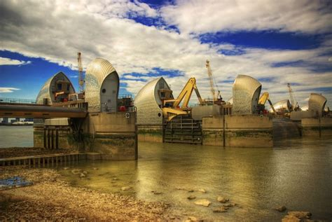 Thames Barrier In The Future | the thames barrier by hashmeet singh virdi digital