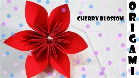 cara membuat bunga dari kertas lipat yang mudah cara membuat origami burung bunga katak kucing dan