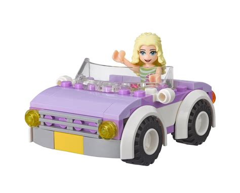 Lego Friends Auto by Lego Friends Build Your Own Adventure Dk 9781465435897