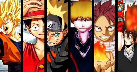 best anime best anime characters list of top favorites in