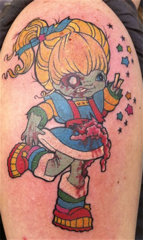 rainbow brite tattoo rainbow bright jpg pictures to pin on
