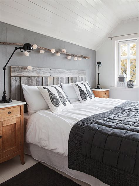 Gray And White Room by How To Add Warmth And Softness To A Monochrome Bedroom