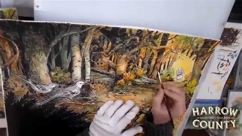 harrow county 3 doctor harrow county process 3 of 3 youtube