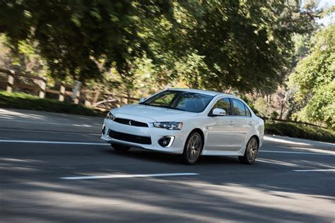 mitsubishi lancer 2017 2017 mitsubishi lancer reviews and rating motor trend