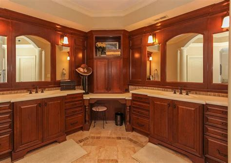 25 craftsman style bathroom designs vanity tile