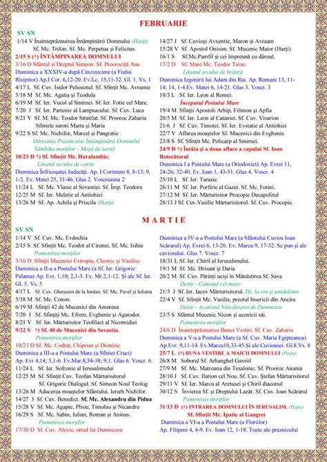 Calendar Crestin Ortodox 2015 Calendar Crestin Ortodox 2015 Moldova Search Results