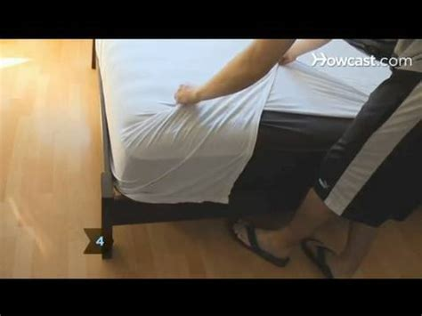 military bed making how to make a bed military style youtube