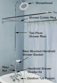 adding shower head to bathtub 17 best images about bathroom on pinterest plumbing
