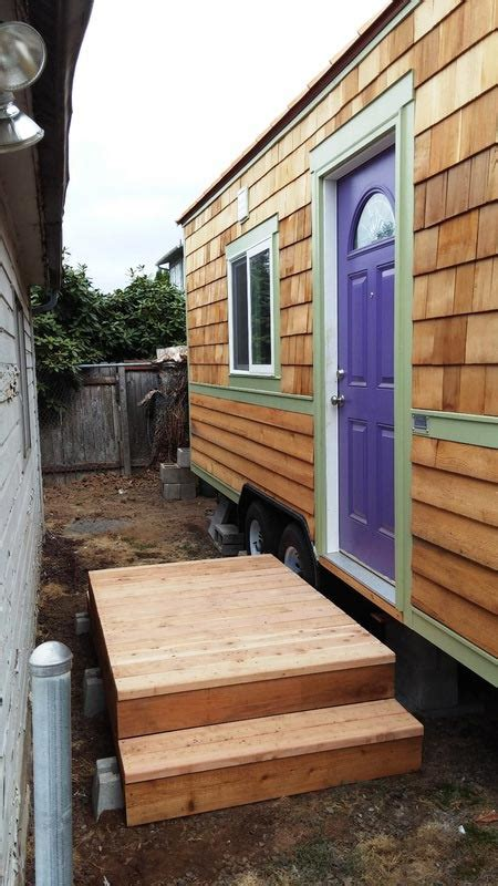 Lilypad Tiny House Tiny Living Lilypad Tiny House
