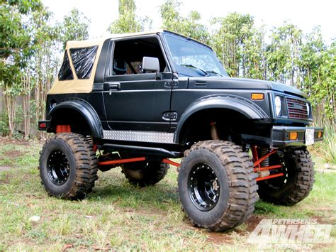 Suzuki 4x4 Parts Suzuki Samurai 4x4 2017 2018 Best Cars Reviews