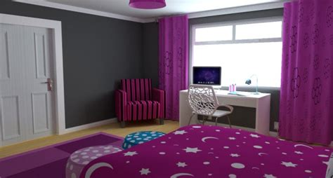 stylish bedroom scene pictures fashdea 3d modern girls bedroom for daz studio and poser inlite