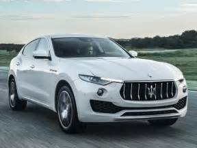 Maserati Cost To Own 2017 Maserati Levante U S Pricing Announced Kelley Blue