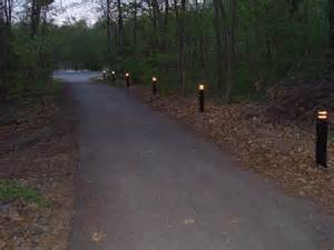 Landscape Lighting Driveway Lighted Driveway Cabin Outdoor Lighting Ideas