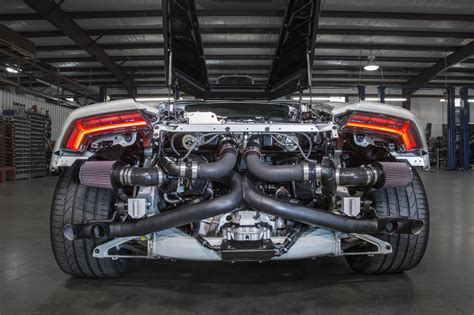 Lamborghini Huracan Turbo Upgrade Hennessey Performance