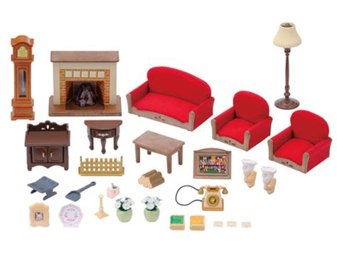 Sylvanian Families Living Room by Catalogue Sylvanian Families