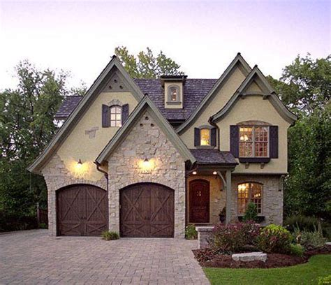 european cottage house plans european cottage style favorite places spaces pinterest