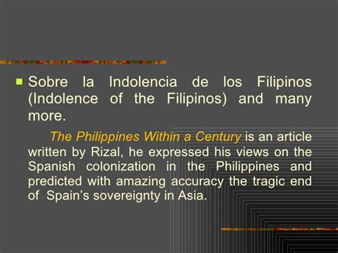 Was Rizal An American Made Article Chapter 16 And 17 In Belgian Brussels New1